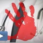 Niğde Devlet Hastanesindeki Doktor'a Bıçaklı saldırının görüntüleri