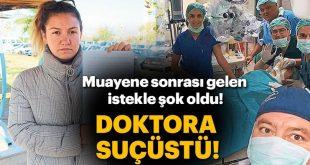 Rüşvet aldığı iddia edilen doktor gözaltına alındı