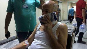 Kimlik soran doktoru dövdü