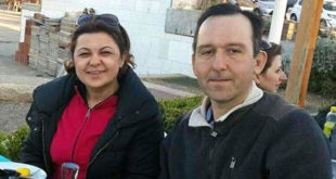 Eşini 37 bıçak darbesiyle öldüren doktor hastanede öldü