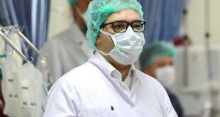 Gaziantep Üniversitesi Koronavirüs ilacında üretim aşamasına geçti