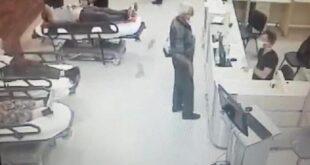 İzmir'de 2 doktor ile hastane polisi darp edildi