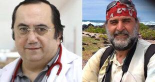 Dr. Recep Ali Köseoğlu ve Dr. Atilla Baran koronavirüs sebebeiyle hayatını kaybetti