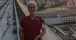 25 yıl sonra eğitimini tamamlayan Adnan Çetin koronavirüse yenik düştü